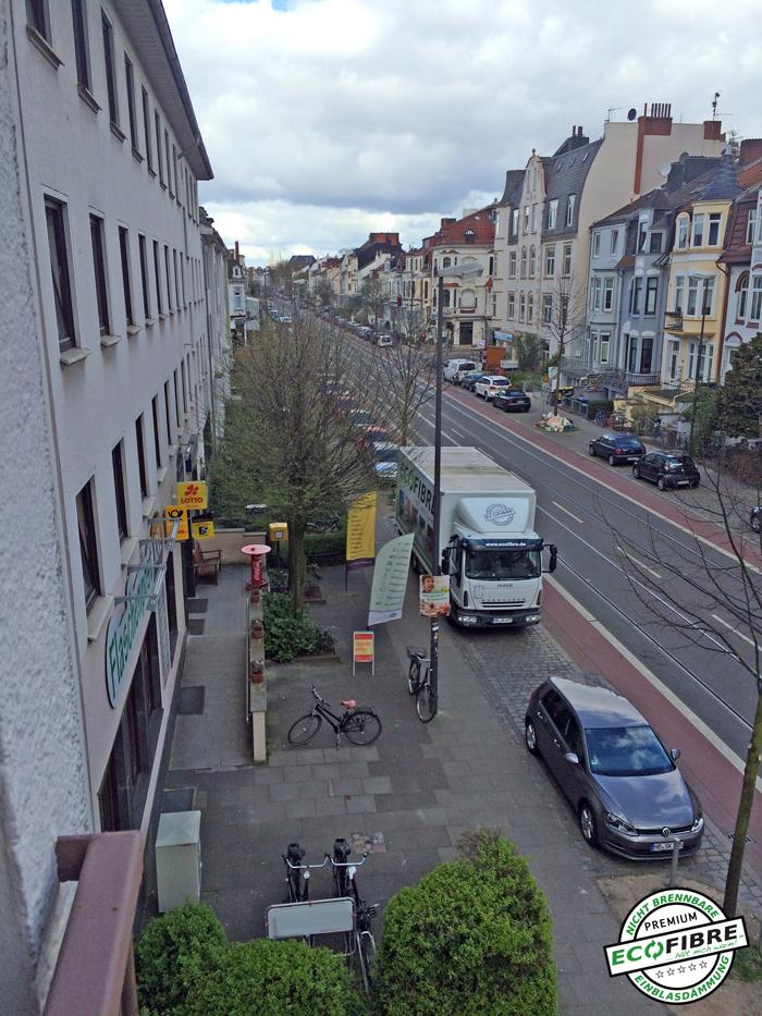 Einblasdämmung Bremen Peterswerder